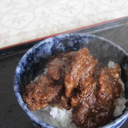 冷凍ベジカルビ丼 VegasCafe特製!!