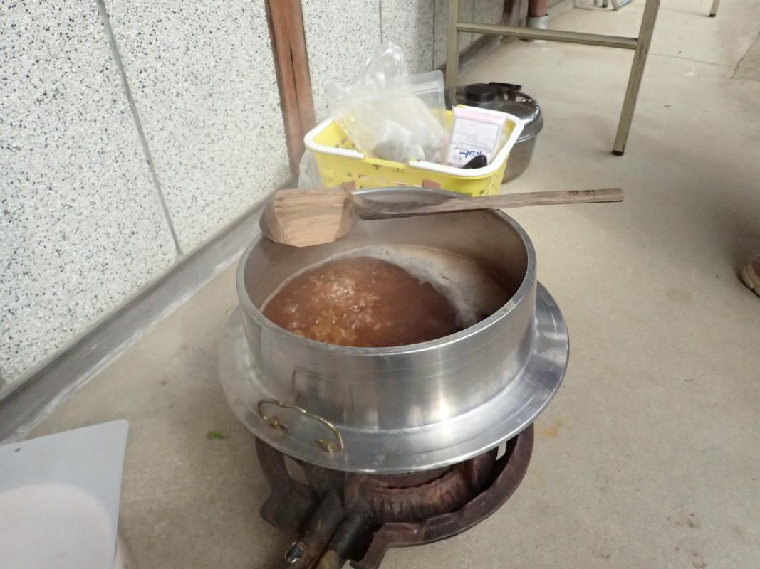 大和の茶粥(*7)